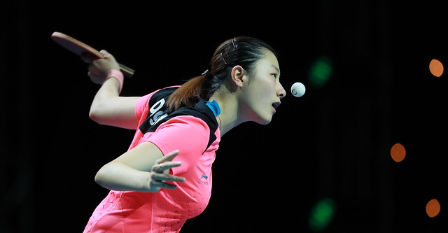 Day 4 - 2018 ITTF Team World Cup