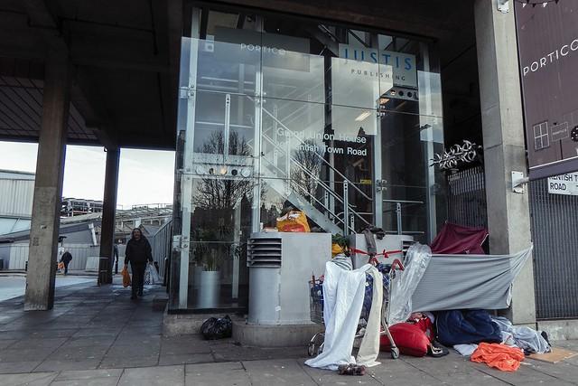 Camden shanty