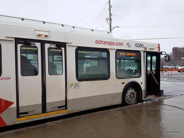 Winterlude Sno-bus