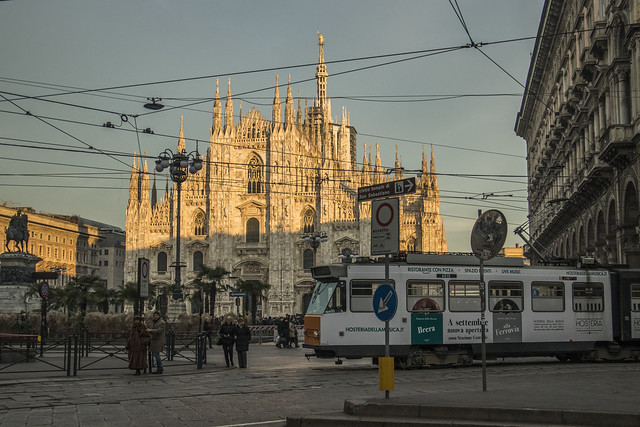 Milán, Canon EOS 80D, Tamron SP AF 17-35mm f/2.8-4 Di LD Aspherical IF