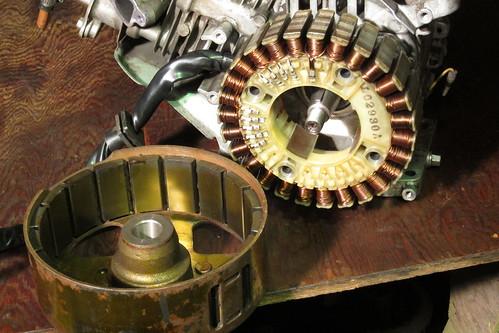 Stator & Rotor