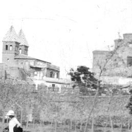 Toledo el 25 de mayo de 1926.Fotografía de Edward Oscar Ulrich © The Smithsonian Institution. Signatura SIA2010-3366