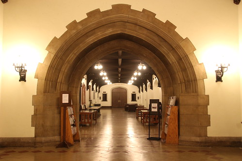 University of Chicago Mandel Hall