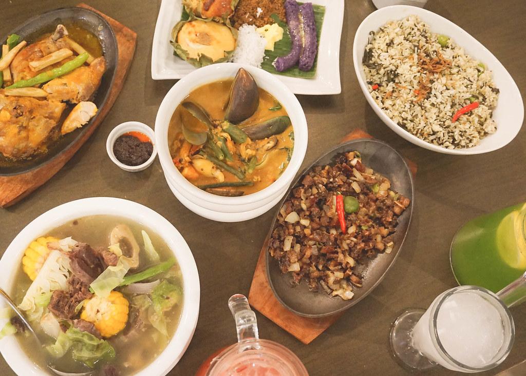 Mangan Restaurant blog review
