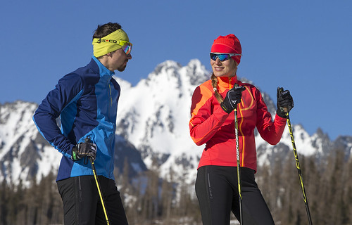 Doplňky Craft pro běžecké lyžování