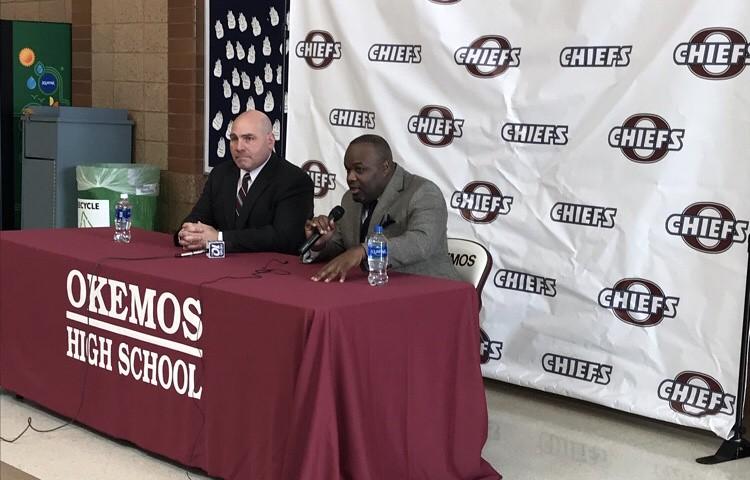 Okemos High School Reveals New Head Football Coach