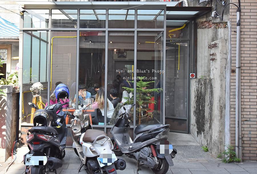 ici cafe 台南草莓鬆餅 早午餐14