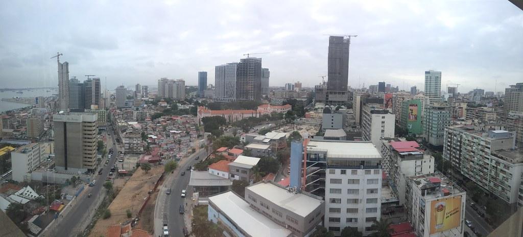 Miramar, Luanda, Angola, photographed from the http://www.luanda.epic.sanahotels.com EPIC SANA Luanda Hotel