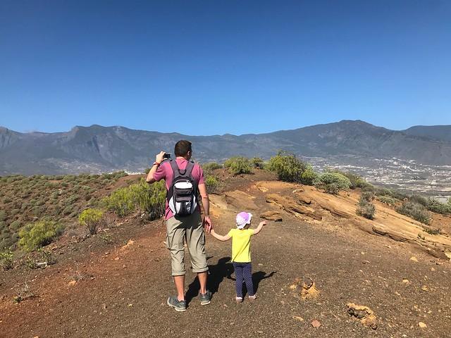 Montaña Grande walk