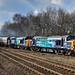 37069-37259 1Z97 Gloucester-Carlisle  charter, Daisyfield Junction Blackburn 17.02.2018