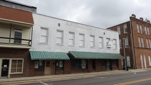 Thrasher Building, Centreville, AL