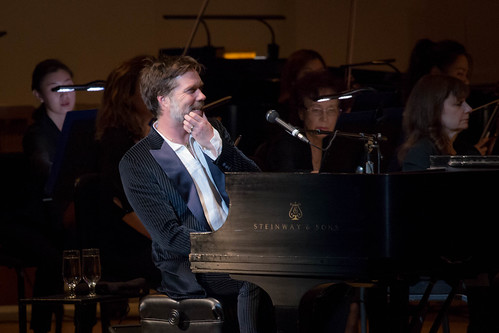 Rufus Wainwright at Powell Hall on February 15, 2018.