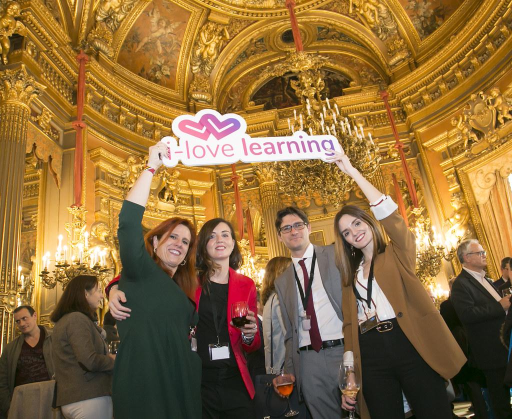 i-love learning Madrid 2018