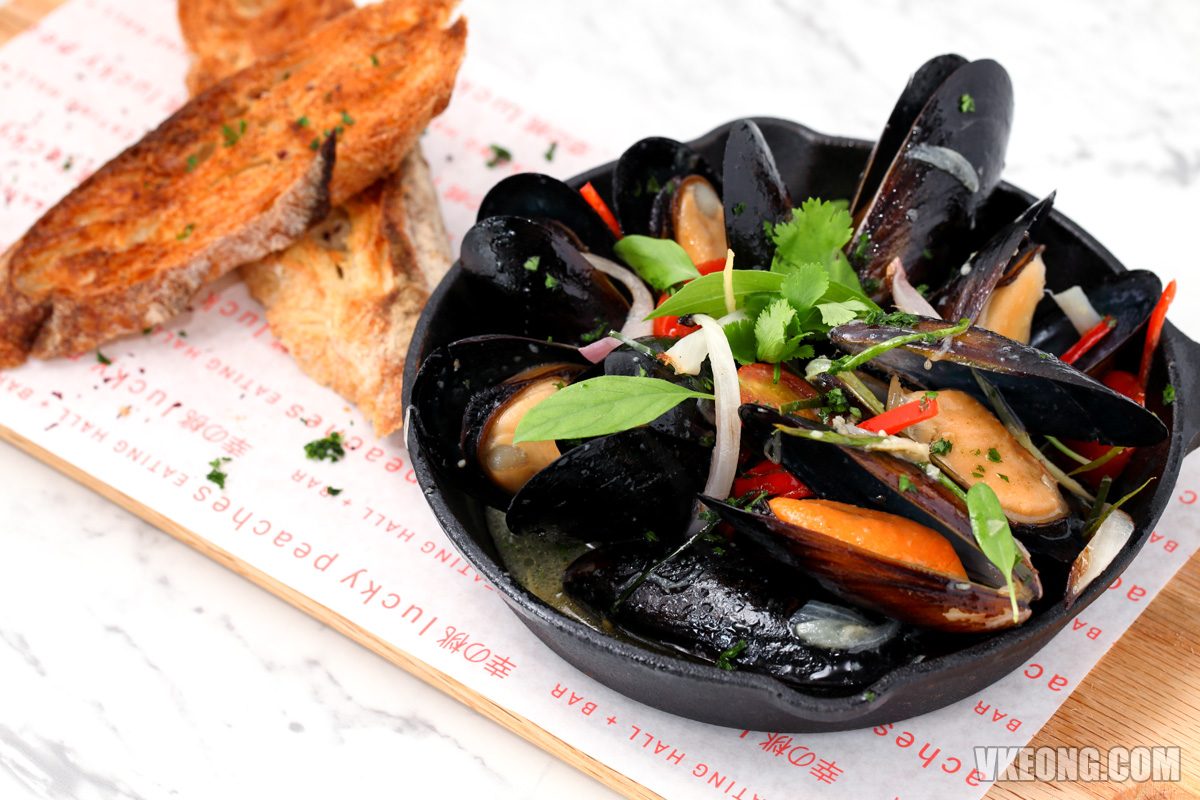 Lucky-Peaches-Taiwanese-Wok-Fried-Mussels