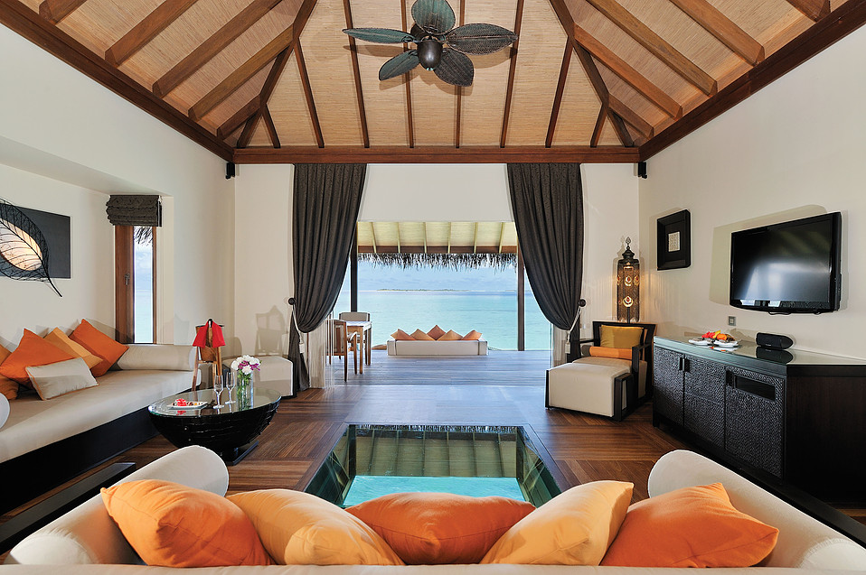 Ayada Maldives, Suite