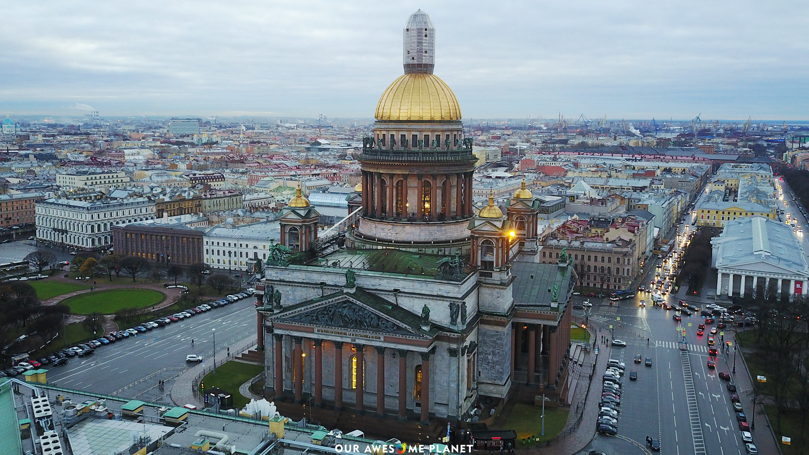 ST. PETERSBURG: The Greatest City in Russia