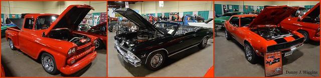 35th Annual Rod & Custom Auto Show.  Qcca Expo Center.  Rock Island, Illinois.  2018.     qccs16