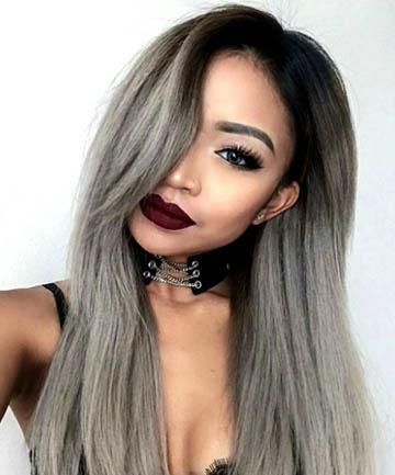 +20 Silver Hair Colors 2018 - Hair Colors 7