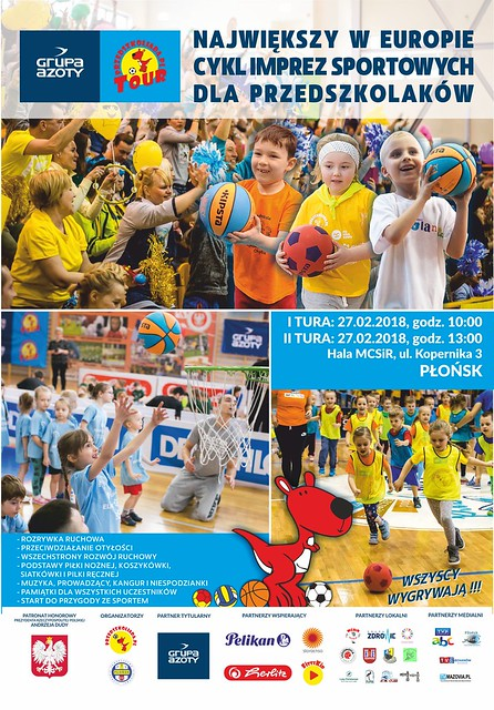 Plakat GAPT2018 Płońsk