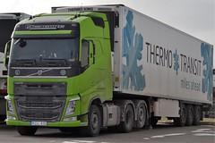 Volvo FH4 540