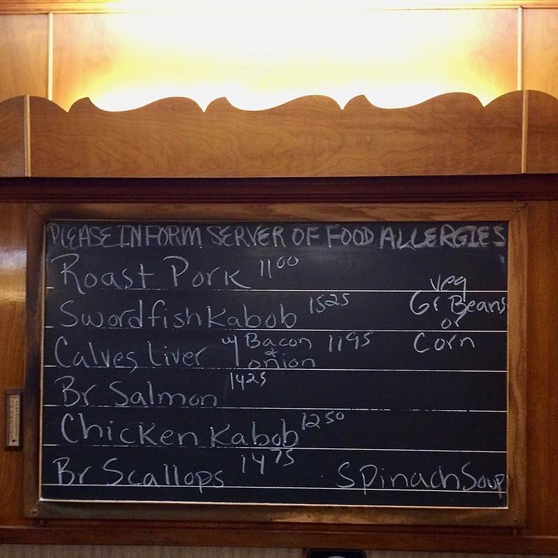 The Pleasant Cafe - Roslindale MA - Retro Roadmap 2018
