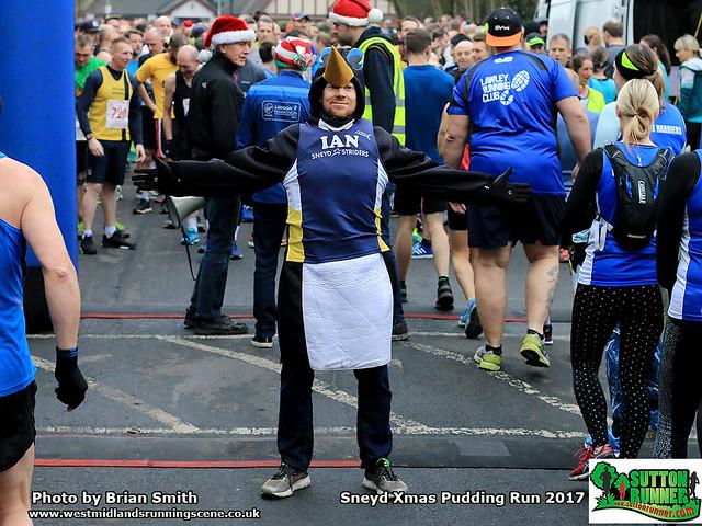 Sneyd Xmas Pudding Run 2017