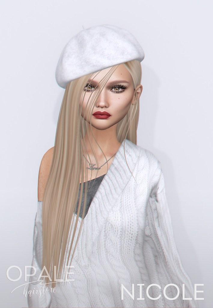 Opale Hair . Nicole - TeleportHub.com Live!