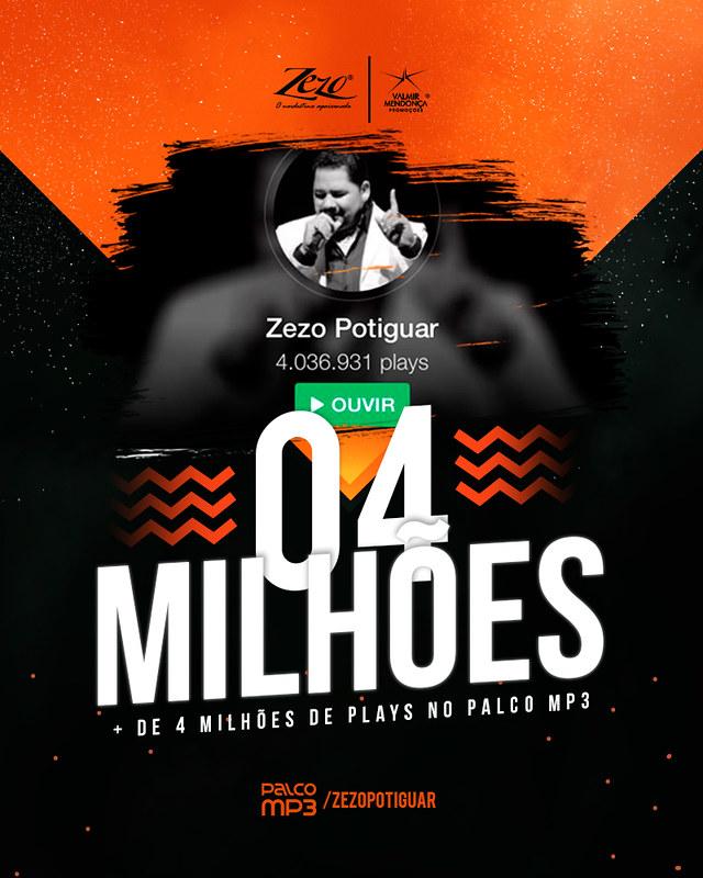 Zezo - 4 Milhões de Plays - Vertical