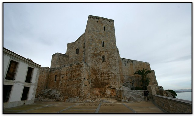 Castell de Peníscola (Castelló, España)