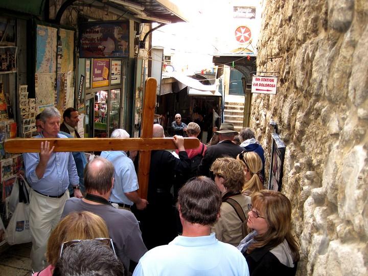 Que ver en la Ciudad Vieja de Jerusalén
