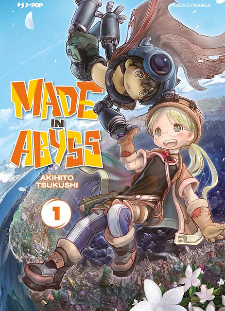 Made in Abyss Vol 1