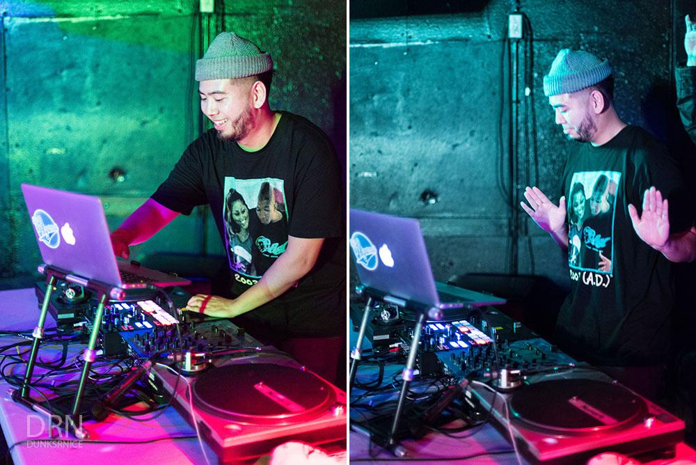 DJ Agana.