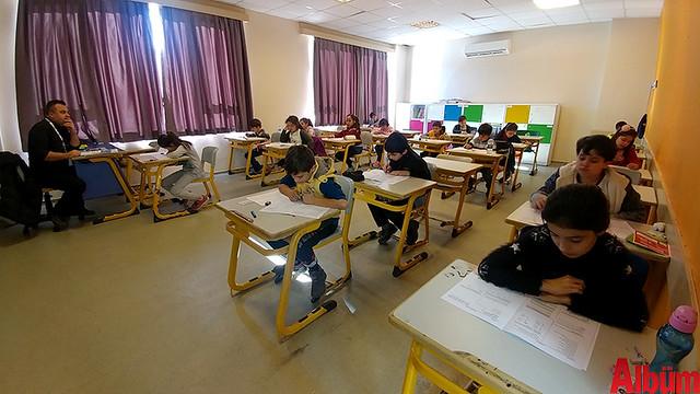 Bahçeşehir Koleji Bursluluk sınavı- Teşekkürler Alanya -7