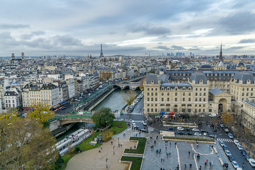 Paris desde Notre Dame