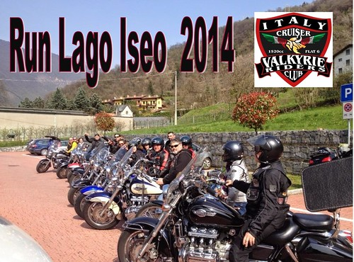 Run Lago Iseo 2014