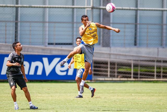 Treino Grêmio 03/03/18