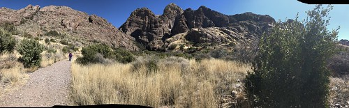 Las Cruces - Organ Mountains trail