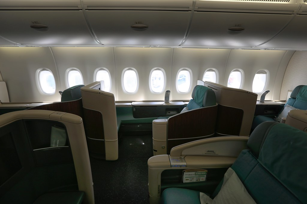 Korean Air A380 First Class 2