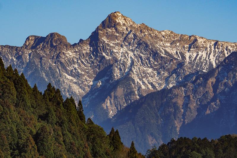 Yushan Peak|早安玉山