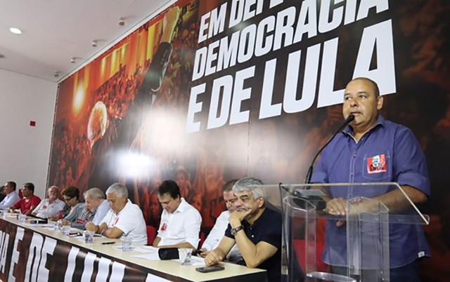 Pera presidente da CUT, elite econômica do país não terá paz nem atividade econômica com agravamento da crise social - Créditos: Roberto Parizotti /CUT