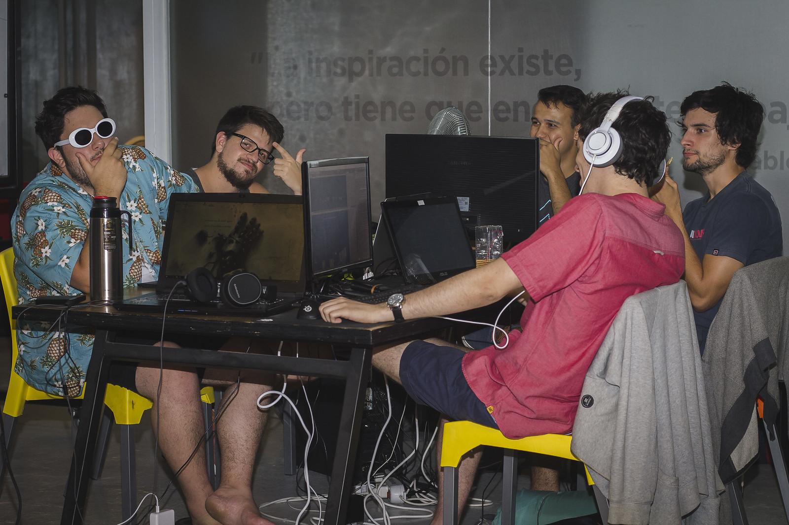 Global Game Jam - enero 2018