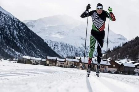 Silvini Madshus Team vseriálu Ski Classics: peklo vAlpách a 16. místo Řezáče