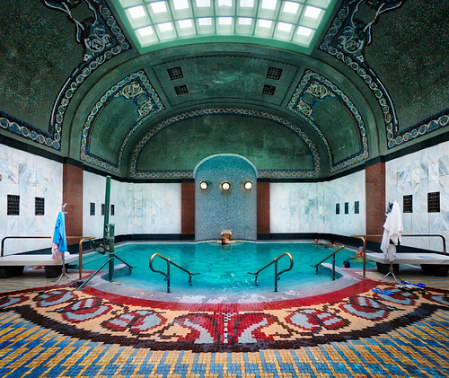 Another View Of The Turkish Baths