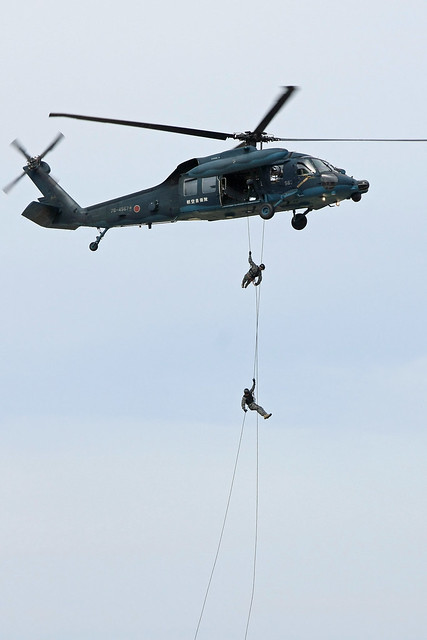 救難教育隊 UH-60J 78-4567 IMG_3185_2
