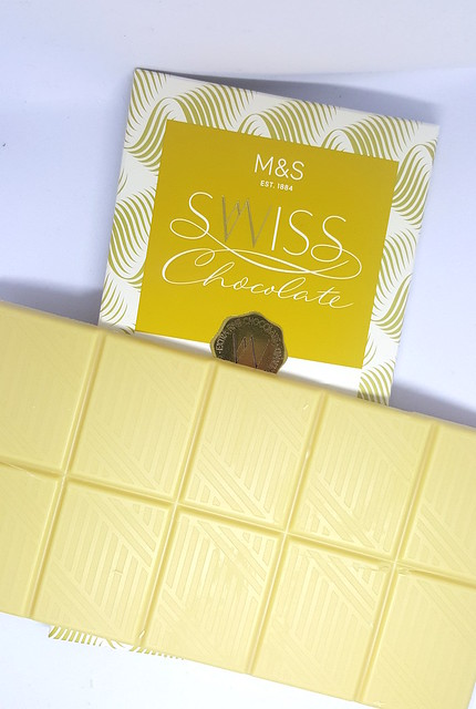 M&S Swiss Chocolate Blond