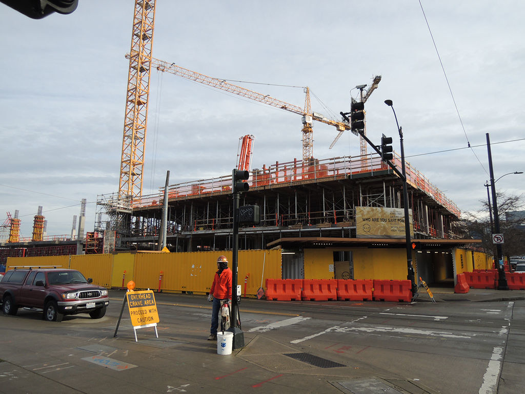 SEATTLE | Google Campus | Mercer/Terry/Valley/Fairview | 16