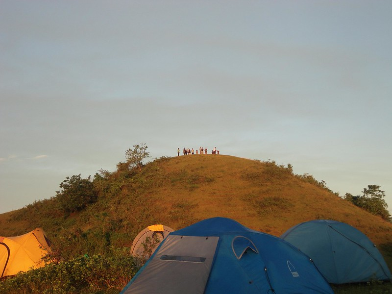 Mt. Naopa camp site