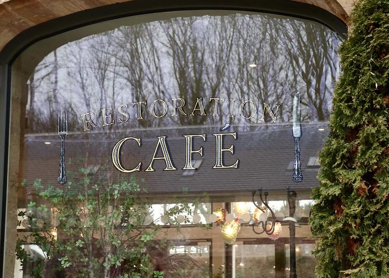 Restoration Cafe Dalkeith