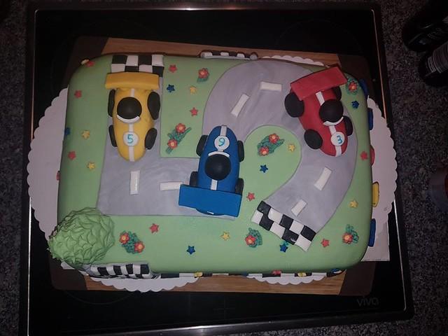 Cake by Tina Stolz