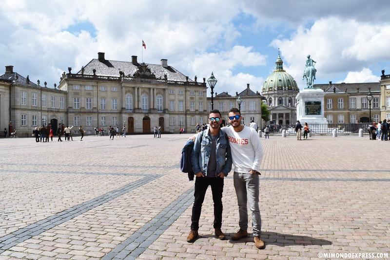 Palacio de Amalienborg